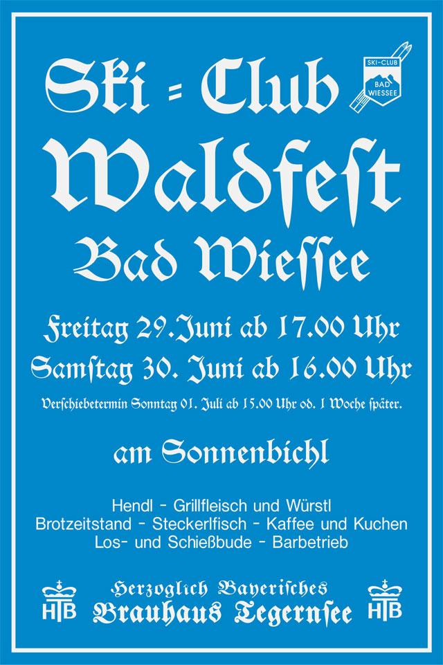 Waldfest SC Bad Wiessee
