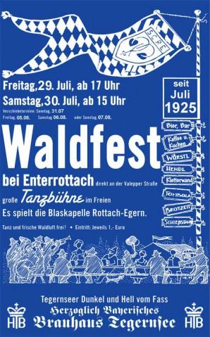 Waldfest SC Rottach-Egern (5.-6.8.2011)
