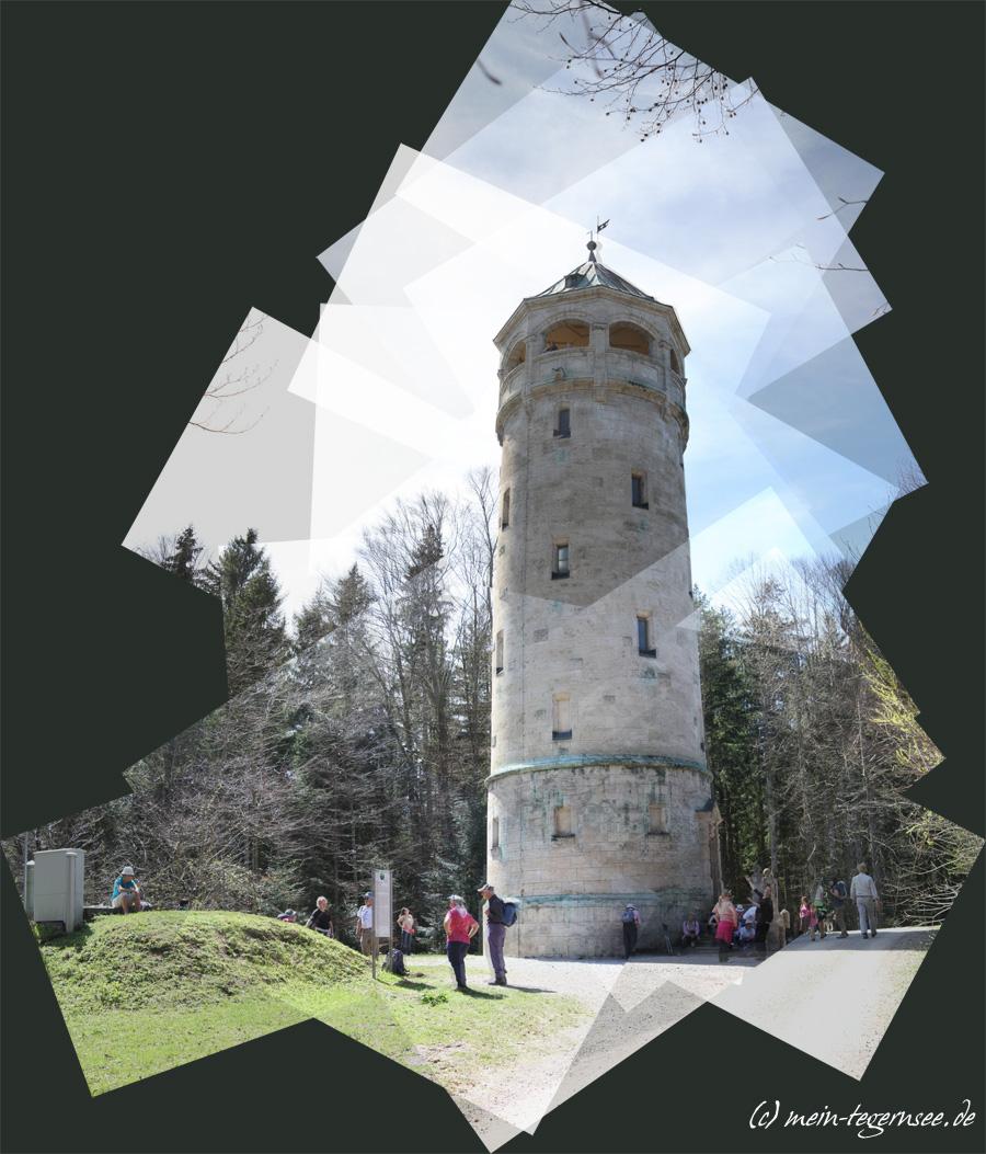 Wasserturm auf dem Taubenberg